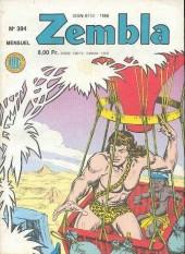 Zembla -394- Le vol de la mouette