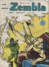Zembla -401- Le soldat Jump