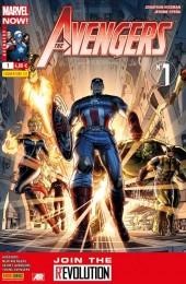 Avengers (Marvel France 4e série) -1- Le monde des Avengers
