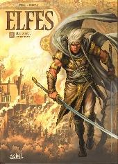 Elfes -3- Elfe blanc, cœur noir