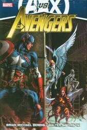 Avengers (The) (2010) -INT04- AvsX