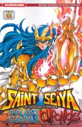 Saint Seiya : The lost canvas chronicles