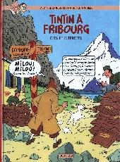 Tintin - Divers -Cat- Tintin à Fribourg - Dits et interdits