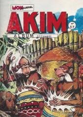 Akim (1re série) -REC057- Album N°57 (du n°345 au n°350)
