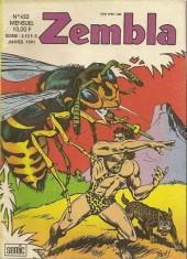 Zembla -432- La lagune des géants