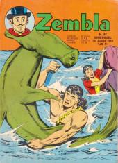 Zembla -87- Le fantôme de la baie noire