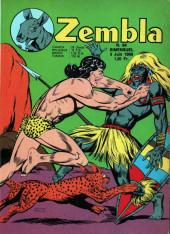 Zembla -84- Les croix de Zarban