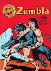 Zembla -80- Le fils des chacals
