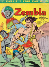 Zembla -73- Le désert de kalar