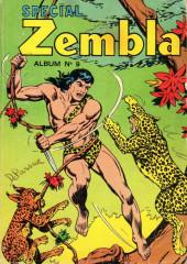 Zembla -REC009- Album N°9 (du n°25 au n°27)