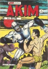 Akim (1re série) -REC124- Album N°124 (du n°617 au n°620)