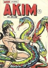 Akim (1re série) -REC123- Album N°123 (du n°613 au n°616)