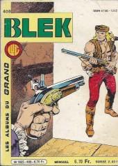Blek (Les albums du Grand) -408- Numéro 408