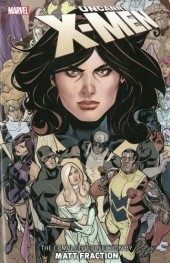 Uncanny X-Men (The) (1963) -INT- The Complete Collection by Matt Fraction volume 3