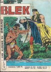 Blek (Les albums du Grand) -286- Numéro 286