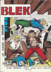 Blek (Les albums du Grand) -483- Numéro 483