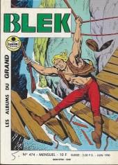 Blek (Les albums du Grand) -474- Numéro 474