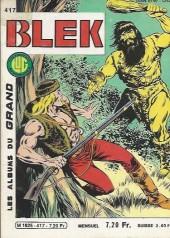 Blek (Les albums du Grand) -417- Numéro 417