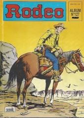 Rodéo -REC127- Album N°127 (du n°518 au n°520)
