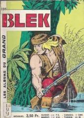 Blek (Les albums du Grand) -335- Numéro 335