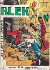 Blek (Les albums du Grand) -261- Numéro 261