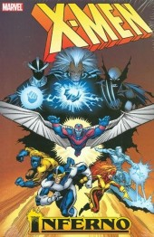 X-Men (TPB) -INT- X-Men: Inferno