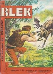 Blek (Les albums du Grand) -230- Numéro 230