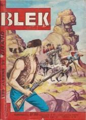 Blek (Les albums du Grand) -166- Numéro 166