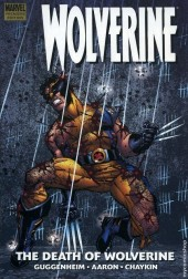 Wolverine (2003) -INT- The death of Wolverine