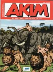 Akim (3e série) -4- Les tigres du Bengale