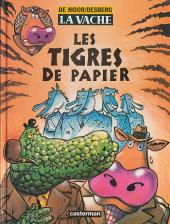 La vache -6- Les tigres de papier