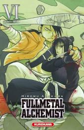 FullMetal Alchemist -INT06- Intégrale T6 (volumes 12 et 13)