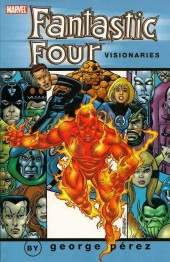 Fantastic Four (1961) -INT- Visionaries by George Pérez volume 2