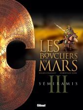 Les boucliers de Mars -3- Sémiramis