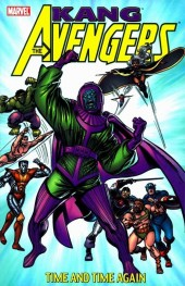 Avengers (The) (TPB) -INT- Kang - Time and Time Again