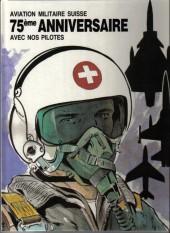 Dan Cooper (Les aventures de) -HS03- Aviation militaire suisse 75ème anniversaire