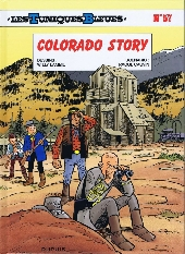 Les tuniques Bleues -57- Colorado story