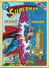Superman (Sagédition - Présence de l'avenir) -RC12- Superman - l'incroyable voyage dans le temps