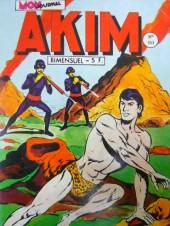 Akim (1re série) -553- La plaine de sel