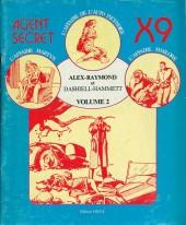 Agent secret X9 -42- Volume 2