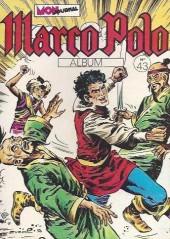 Marco Polo (Dorian, puis Marco Polo) (Mon Journal) -Rec43- Album N°43 (du N°187 au N°189)