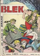 Blek (Les albums du Grand) -357- N°357