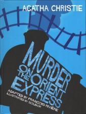 Agatha Christie (en anglais) -1- Murder on the Orient Express