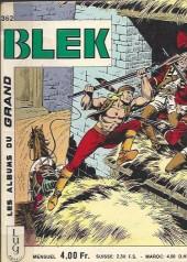Blek (Les albums du Grand) -362- N° 362