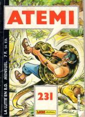 Atémi -231- La fièvre de Hong Kong