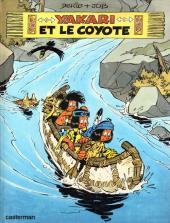 Yakari -12- Yakari et le coyote