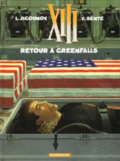 XIII -22- Retour à Greenfalls