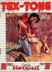 Tex-Tone -54- Tex-tone et le piège