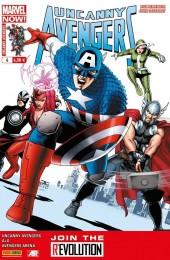 Uncanny Avengers -4- Le Survivant