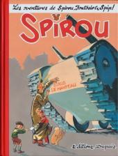 Spirou et Fantasio (Une aventure de) -HS- Spirou sous le manteau